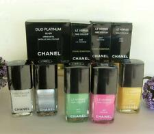 CHANEL LE VERNIS ★Nail Colour, Nagellack ★Duo Platinum Silver ★Jade 407  ★ RAR