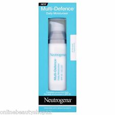 NEUTROGENA MULTI DEFENCE SPF 25 FRAGRANCE FREE DAILY MOISTURISER 50ML - ALL SKIN