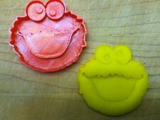Cookie Monster Cookie Cutter (Sesame St.) Choice of Sizes - 3D Printed Plastic