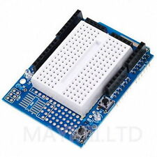 Arduino Prototyping Prototype Proto Shield Expansion Board With Breadboard JC