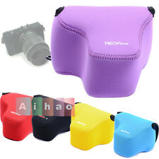 Neoprene Soft Camera Protective Case Bag Pouch Cover For Canon SX60