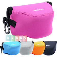 Neoprene Soft Camera Protective Case Bag Pouch Cover For Nikon J4