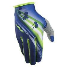 One Industries Zero Gloves Lounge Navy 2015 - Full Finger Lightweight MTB MX