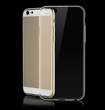 APPLE IPHONE 6 HIGH QUALITY PLAIN TPU GEL SKIN BACK COVER - IPHONE 6