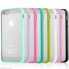 "IPHONE 6 (4.7"") 6+ (5.5"") BUMBER SHOCK PROOF COVER ULTRA THIN TPU PC HARD CASE"