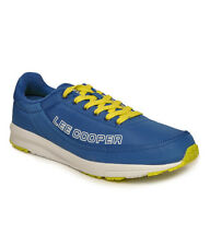 Lee Cooper Brand Mens Blue Sports Shoes LC3530