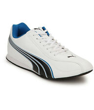 Puma Brand Mens Wirko XC Lace White,Blue Sports Shoes @ Free Shipping