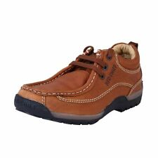 RED CHIEF ORIGINAL MENS TAN LOAFER ADVENTURE CASUAL LACE SHOES RC2104 SALE