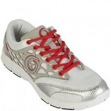 Globalite Brand Mens White Sports Shoes