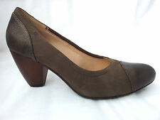 Pumps   Leder   Gino Vaello/handmade in Spain      taupe    Gr.  36 - 41