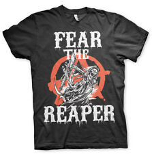 FEAR THE REAPER OFFICIAL SONS OF ANARCHY T-SHIRT