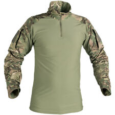 Helikon Tactical Ubacs Airsoft Top Elastic Combat Shirt With Elbow Pads Mtp Camo