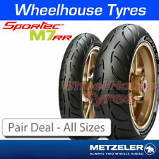 Metzeler Sportec M7 RR - Pair Deal (All Sizes)