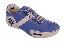 Woodland Mens Denim Blue Outdoor Adventure Casual Shoes GC-1120111