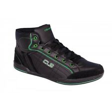 Columbus Brand Mens Black,Green Sports Studio Shoes