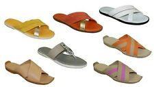 HOGAN Mules Chaussons Taille 35 - 41 Chaussures Sandales chaussures femme neuves