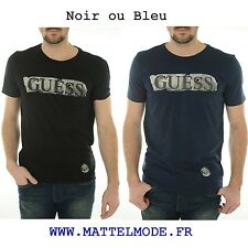 Tee shirt Guess Homme manches courtes M51I19