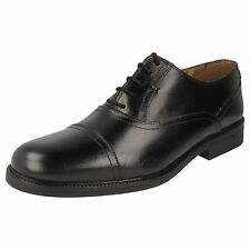 CLARKS ASTUTE TOP MENS OXFORD SHOES