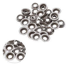 15mm SILVER HEAVY DUTY PRESS STUDS SNAP FASTENERS POPPERS (STUD ONLY)