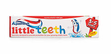 Aquafresh Little Teeth 3-5 Years Toothbrush or Toothpaste Options