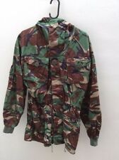 SAS Camo Style Windproof Smock Jacket New Without Tags