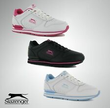 Womens Ladies Slazenger EVA Classic Casual Trainers Sport Shoes Size 3 4 5 6 7 8