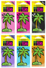 California Scents PALMS 2D Air Freshener Scents Fragrance Home Car Office  Van
