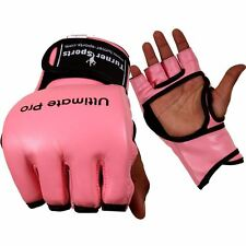 TurnerMAX MMA Glove Cage Kick Fighting Glove Karate Mitts Boxing Training Gloves