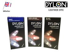 Dylon Leather Shoe & Boot Dye - Various Colours Available - Free Shipping