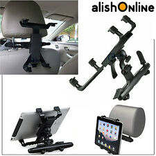 Headrest Car Backseat Back Seat Mount Holder for 4.6 to 8.2 inch Tablet iPad GPS
