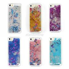 Glitter Butterfly Dynamic Liquid Quicksand Case Cover Skin For Apple iPhone 5/5S