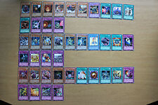Yugioh RDS, TLM & FET SIlver Title Rares (48 Different Cards)
