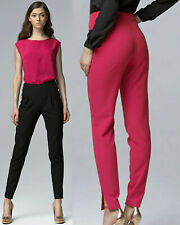 Pantalon rose Chic Femme Taille Haute SD17 Nife  36 38