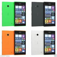 100% BRAND NEW  BACK BATTERY DOOR PANEL for NOKIA LUMIA 730 HOUSING COVER CASE