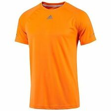 ADIDAS MENS PERFORMANCE WICKING CLIMALITE T-SHIRT TEE GYM RUNNING ACTIVE SPORTS