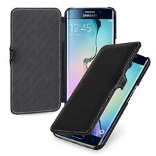 Tetded® Samsung Galaxy S6 Edge+ Plus Hand Crafted Genuine Cowhide Leather Case