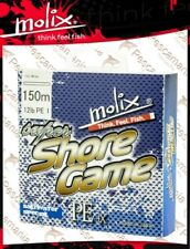 tressé PE Molix Super Shore Game braid mt 150