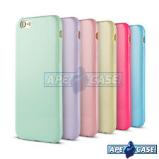 New Soft Gel Silicone Hybrid Bumper Case Cover for iPhone 6S 6 SE 5C 5S 4S