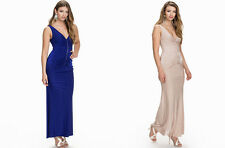 Ladies Evening Gown Sexy Party Cocktail Bodycon Prom Dress Size 10 12 14