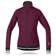Gore Air 2.0 Womens Windstopper Active Shell Water Resistant Running Jacket