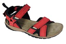 WOODLAND ORIGINAL MENS RED 1381114 CASUAL SANDAL SLIPPER FLOATERS