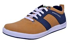 West Code Mens Hottest Casual Shoes 1101-Camel  MRP-1999 discount 50%
