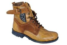 Rado Mens Hi Ankle Tan Casual Boots Shoes - Cod Available