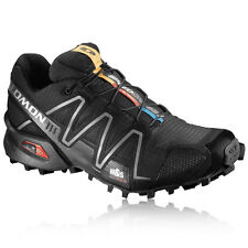 Scarpe Running Salomon Speedcross 3 Donna Corsa Trail Outdoor Nero Nuove