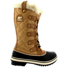 Ladies Sorel Tofino Cate Winter Snow Hiking Mid Calf Rubber Sole Boots All Sizes