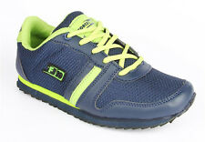 LIBERTY BRAND WOMEN NAVY GREEN SPORTS SHOES LIS-52