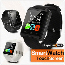 SMARTWATCH Bluetooth Smart Watch OROLOGIO TOUCH x Samsung iPhone ANDROID IOS