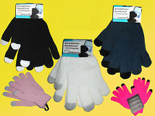 Touch Screen Guantes Smartphone iPhone Handy Guantes PANTALLA TÁCTIL