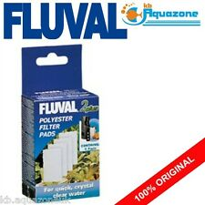 FLUVAL * 2 PLUS POLYESTER * REPLACEMENT * INSERT * ORIGINAL PAD * 2 PACK