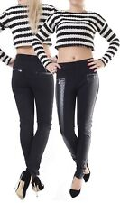 311 Damen Stretch Hose High Waist  Röhre Jeggings Treggings Übergröße